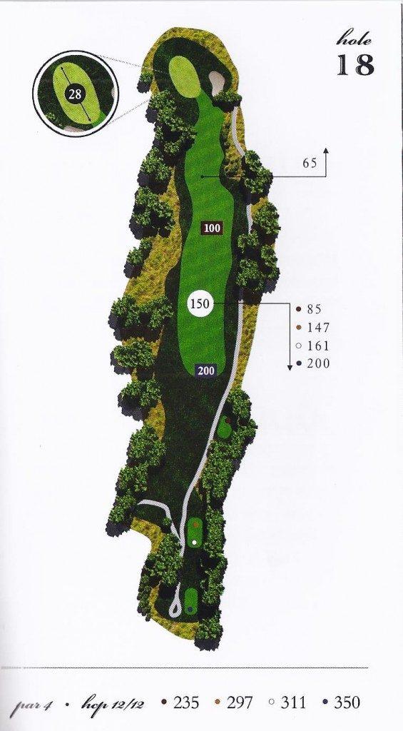 Hole-18-map